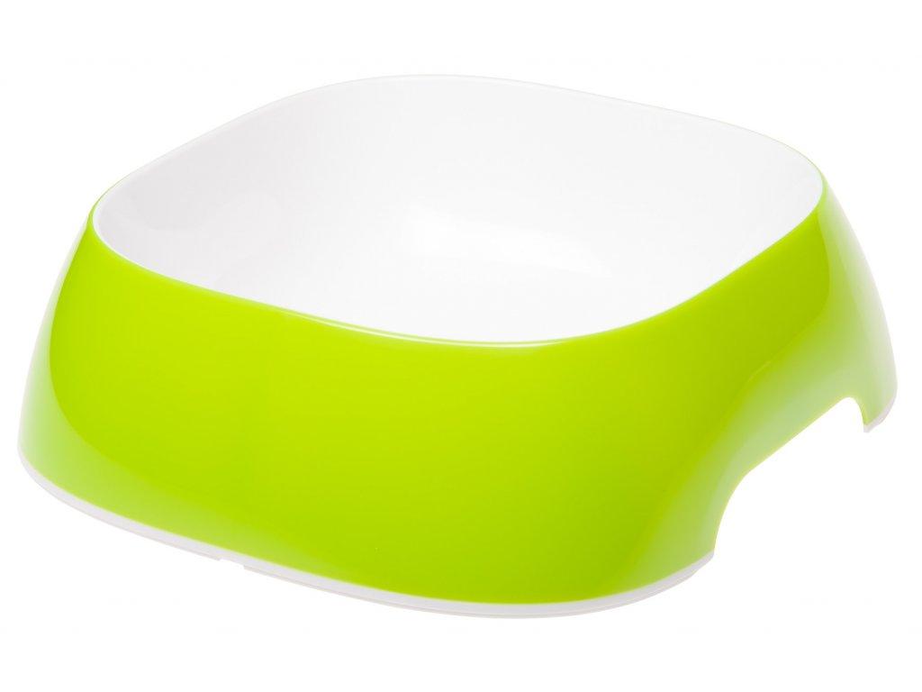 Ferplast GLAM velká sytě zelená miska