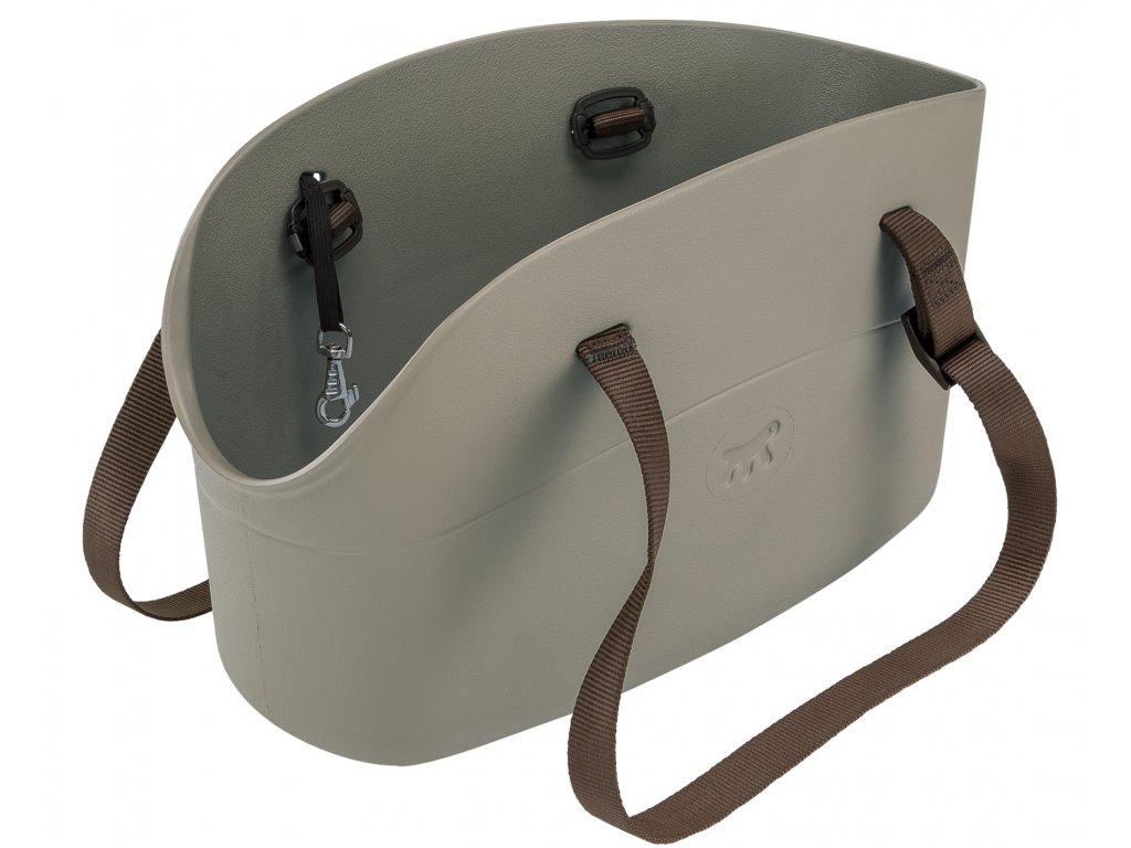 Ferplast WITH-ME taška šedá