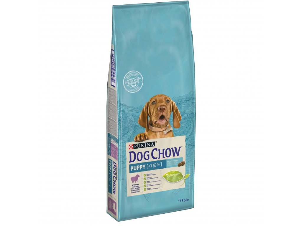 Purina Dog Chow Puppy/Junior Lamb & Rice 14 kg
