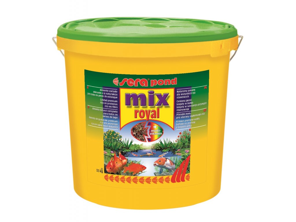 Sera  Pond Mix Royal 20 l