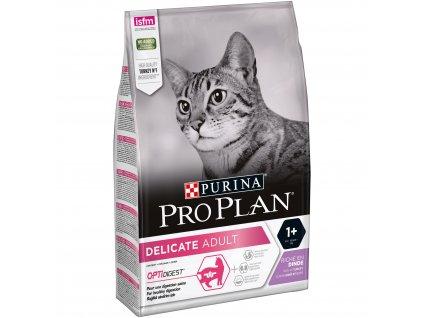 Purina Pro Plan Cat Delicate Turkey 3kg