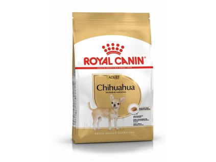 Royal Canin Chihuahua Adult 500 g (expirace: 1.2.2021)