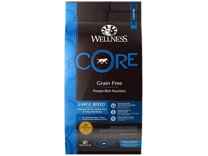 12318 wellness core dog large breed adult kruti s kurecim 10kg