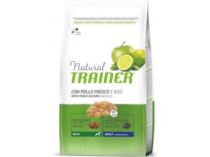 TRAINER Natural Maxi Adult Cerstve kure 12kg