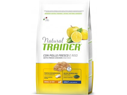 TRAINER Natural Small&Toy Adult kure a ryze 7kg