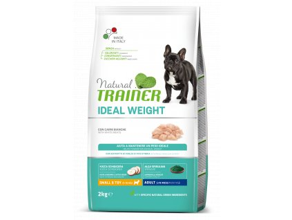 Trainer Natural Weight care Mini drůbeží maso 2kg