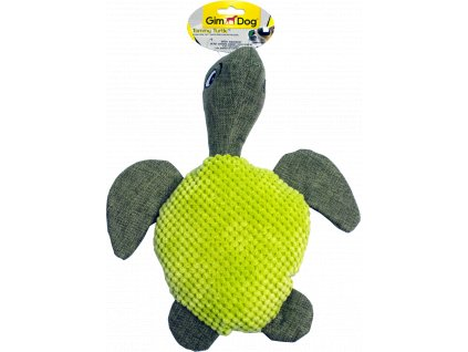Hračka Gimborn Tommy želva samet plyš 30cm