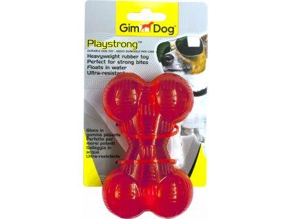 Hračka Gimborn Playstrong z tvrzené gumy 12 cm