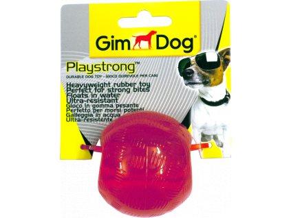 Hračka Gimborn Playstrong z tvrzené gumy míč 6 cm