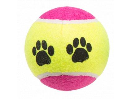 Hračka Gimborn jumbo tenisový míč 10 cm