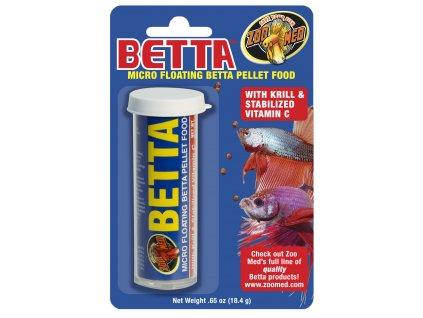 Micro Betta plovoucí peletky 18,43g