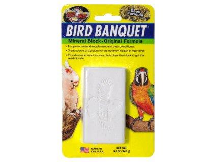 Bird Banquet Minerální blok Original L