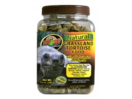 Krmivo Natural Grassland pro suchozemské želvy