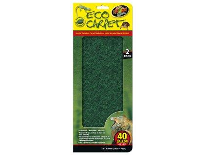 Eco Carpet - Absorpční podestýlka 38x92cm
