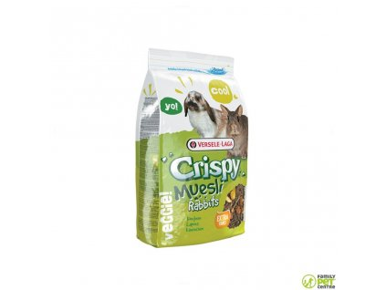 Crispy Muesli - Rabbits 20kg