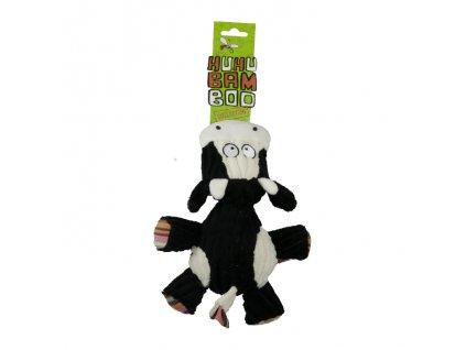 Huhubamboo Animal kráva 22cm