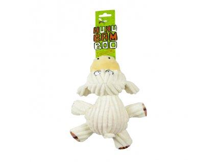 Huhubamboo Animal ovečka Věra bílá 22cm