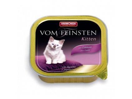 Animonda Vom Feinsten Kitten paštika pro koťata jehněčí 100g