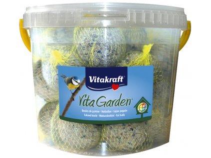 Vitakraft Vita Garden Classic lojove koule 30ks kbelík