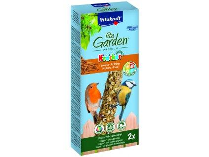 Vitakraft Vita Garden Kracker s hmyzem 2ks