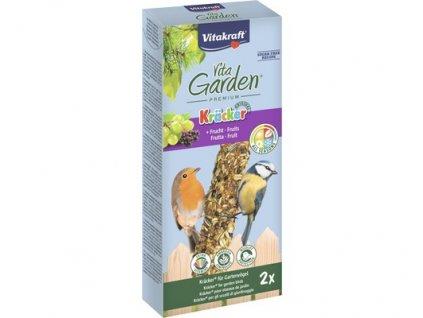 Vitakraft Vita Garden Kracker s ovocem 2ks