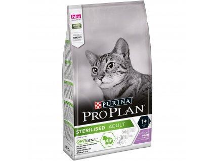 Purina Pro Plan Cat Sterilised krůta 1,5kg