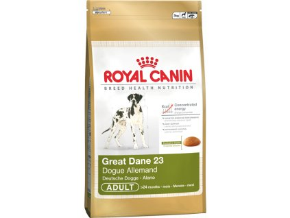 Royal Canin Great Dane Adult 12 kg (expirace: 13.11.2020)