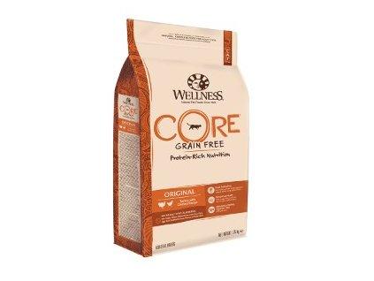 Wellness Cat Original krůta a kuře 10kg