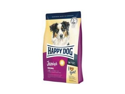 Happy dog Supreme JUNIOR original 10kg