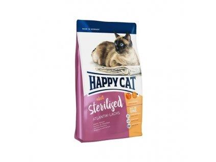 Happy cat Sterilised Atlantik-Lachs 10kg