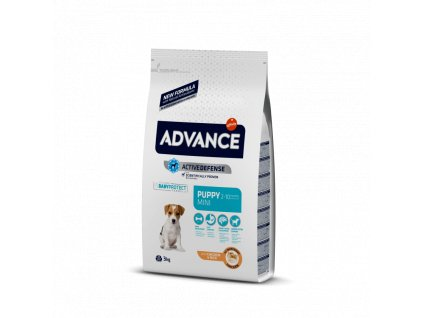 ADVANCE DOG MINI Puppy Protect 7,5kg