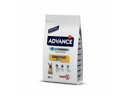 ADVANCE DOG MINI Sensitive 7,5kg