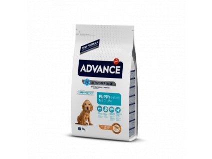 ADVANCE DOG MEDIUM Puppy Protect 18kg