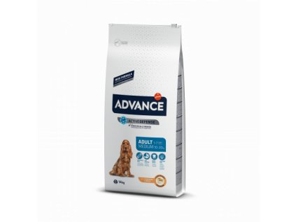 ADVANCE DOG MEDIUM Adult 18kg