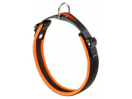 Obojek Ferplast ERGOFLUO C15/33 COLLAR ORANGE
