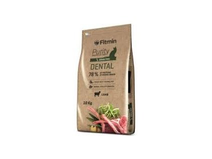Fitmin cat Purity Dental - 10 kg