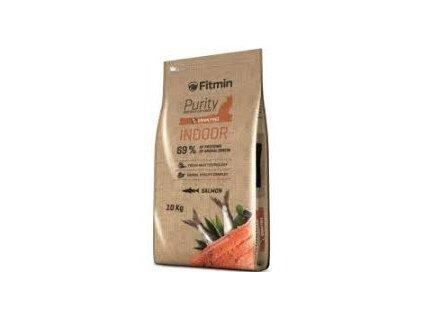 Fitmin cat Purity Indoor - 10 kg