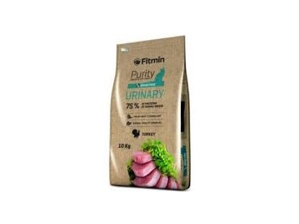 Fitmin cat Purity Urinary - 10 kg