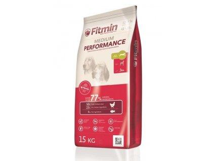 Fitmin medium performance 15kg (expirace: 17.4.2021)