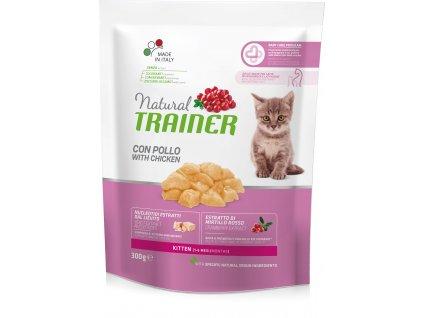 Trainer Natural Cat Kitten kuřecí 300g