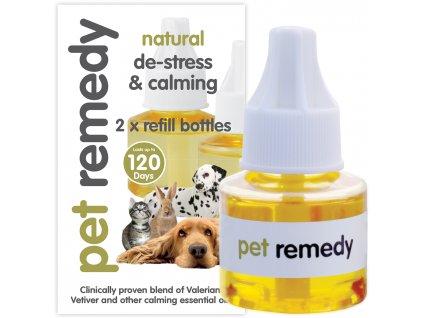 Pet Remedy náhradní náplň do difuzéru 2x40ml