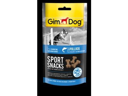 Gimborn SportSnacks Mini losos 60g