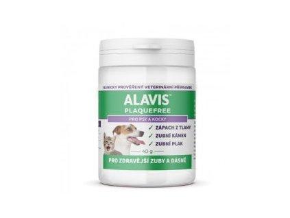 Alavis Plaque Free 40g (expirace: 30.1.2021)