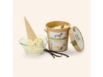 Biollie směs Impawssibly Creamy Vanilla Ice cream mix 136g