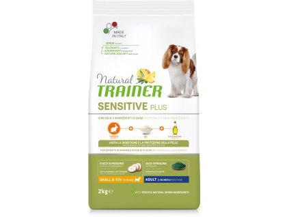Trainer Natural Sensitive Plus Adult Mini kralík 2kg