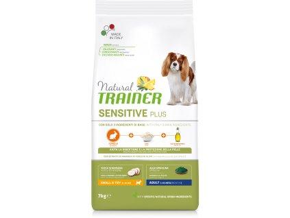 Trainer Natural Sensitive Plus Adult Mini kralík 7kg