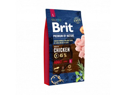 Brit Premium by Nature Adult L 8kg
