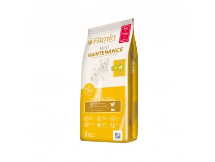 Fitmin dog mini maintenance 3+0,5kg