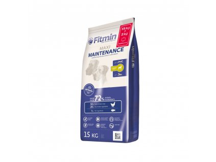 Fitmin dog maxi maintenance 15+2kg