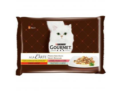 Kapsičky Gourmet A la Carte Multipack I. 4x85g